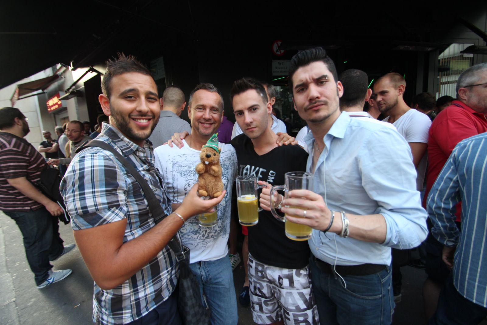 gay france rencontre à Paris
